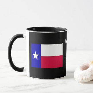 Caneca Boa vinda a Texas