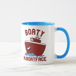 Caneca Boaty McBoatface