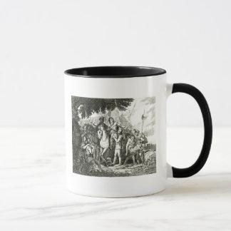Caneca Bondade a um soldado, 1815 do senhor Philip Sidney