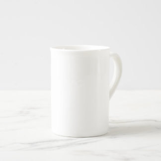 Caneca Bone China Personalizada