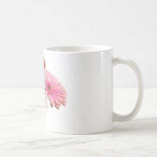 Caneca bonita da flor customizável