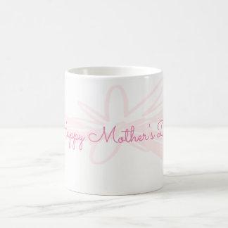 Caneca bonita do design do dia das mães