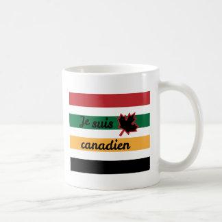 Caneca branca (francesa) geral canadense moderna