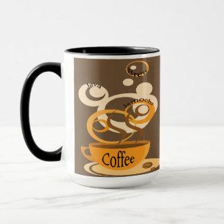 Caneca Café com nomes