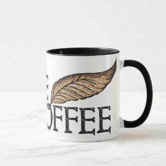 Caneca Café ou não café Shakespeare (ffee do Co = para
