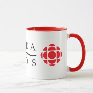 Caneca Canadá lê