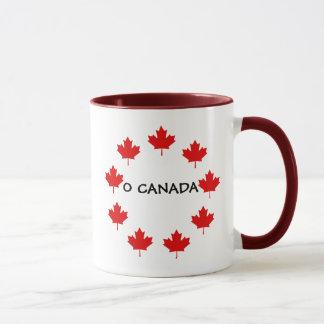 CANECA CANADÁ O CANADÁ