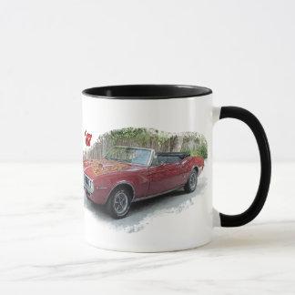 Caneca 'Caneca de 67 Pontiac Firebird