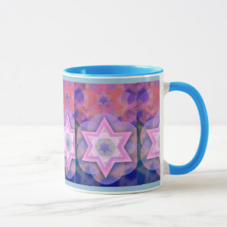 Caneca Caneca-Kabbalah judaica do café do presente