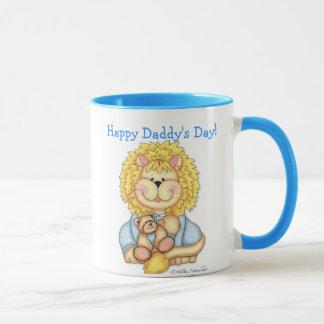 """Caneca """"Caneca personalizada do dia do pai feliz"""" de"""