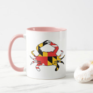 Caneca Caranguejo de Maryland