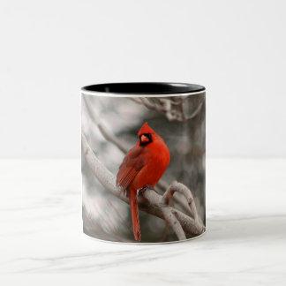 Caneca cardinal masculina