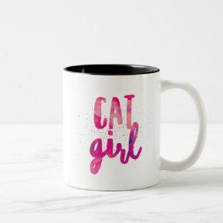 Caneca Cat Girl