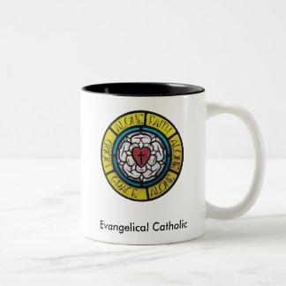 Caneca católica evangélica