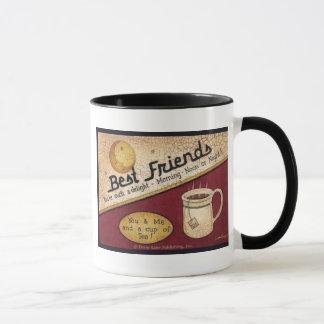 Caneca Chá do melhor amigo