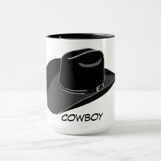 Caneca Chapéu de vaqueiro