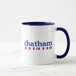 Caneca Chatham, MÃES - soletração de Maritme