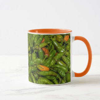 Caneca Chilis para a venda no mercado