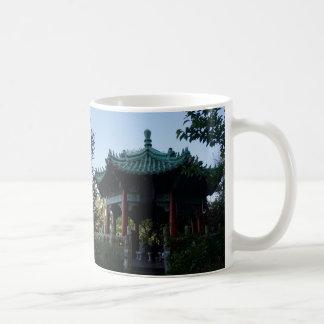 Caneca chinesa do pavilhão #2 de San Francisco