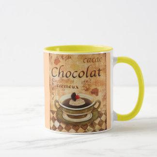 Caneca Chocolat Cremeux