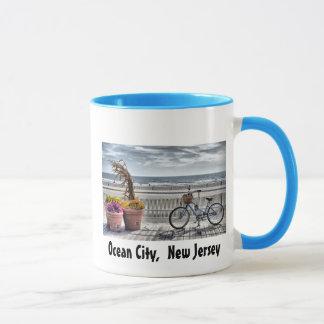 Caneca Cidade do oceano, New-jersey