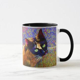 Caneca Citações dispersas do gato & do Sewell