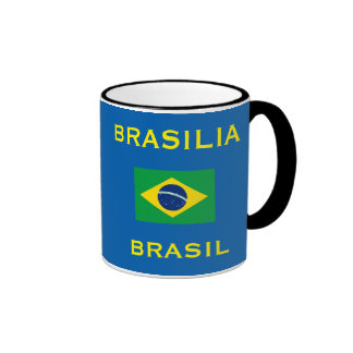 Caneca clássica Caneca de    Brasília de Brasília