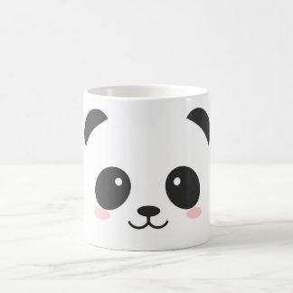 Caneca clássica da panda bonito para miúdos