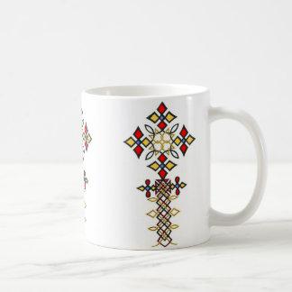 Caneca clássica transversal etíope