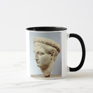 Caneca Claudius, cabeça de mármore, ANÚNCIO 41-54