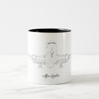 Caneca Coffe of Pilot - MaR 2010
