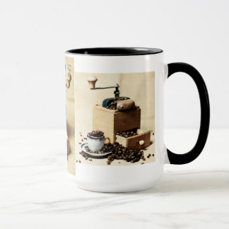 Caneca Coffee Mill - moedor de café