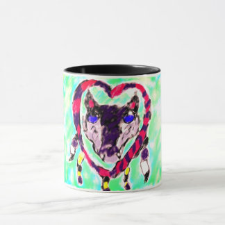 Caneca Coletor ideal do lobo