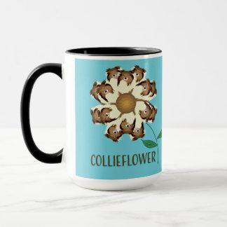 Caneca Collieflower