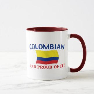 Caneca Colombiano orgulhoso