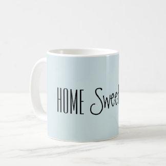 Caneca com casa doce Home