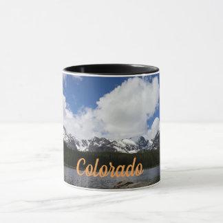 Caneca com cenário de Colorado