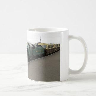 Caneca com locomotiva de vapor (Dungeness)