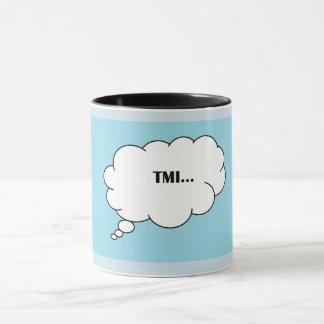 Caneca com TMI…