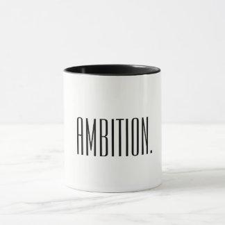 Caneca Copo da ambição