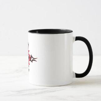 Caneca Copo de café da tinta de KO