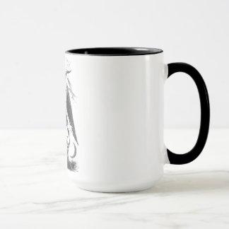 Caneca Copo de café de Baphomet