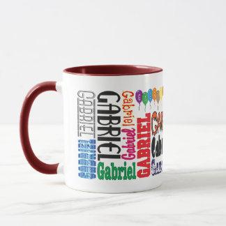 Caneca Copo de café de Gabriel