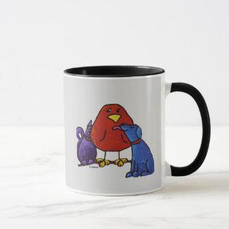 Caneca Copo de café de LimbBirds