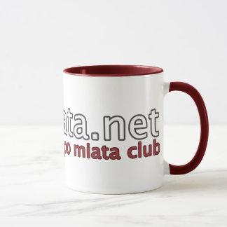 Caneca copo de café de SLOmiata.net 15oz