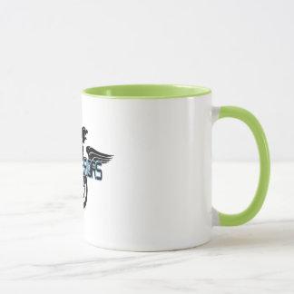 Caneca Copo de café dos guerreiros de Ops