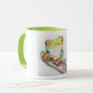 Caneca Copo de Froggie