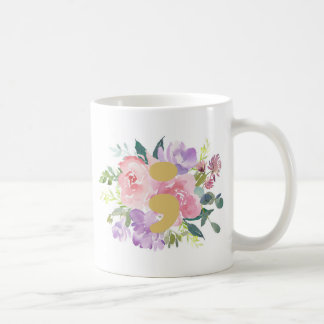 Caneca cor-de-rosa do Semicolon