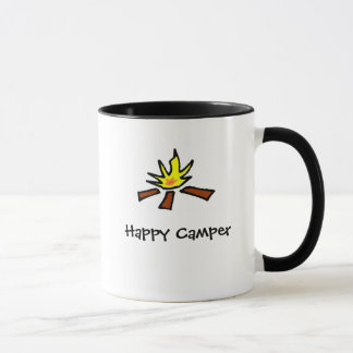 Caneca COZ00016, COZ00016, campista feliz, campista feliz