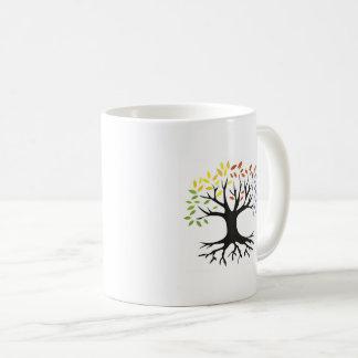 Caneca cristã da cor da árvore da bolsa de estudo